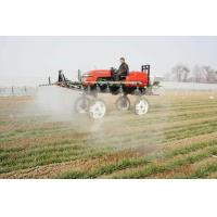 Buy cheap High Clearance Self-Propelled Boom Sprayer 3WZ-700D from wholesalers