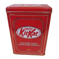 Buy cheap Custom Printed Metal Tin Containers / Rectangular Tin Can For Package from wholesalers