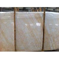 Buy cheap Natural Marble , Marble Slab  ,Golden Spider Marble Slab , Big Marble from wholesalers
