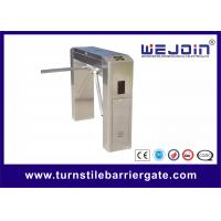 Wholesale Automatic Tripod Access Control Turnstile Gate With Indicate Passing Status from china suppliers