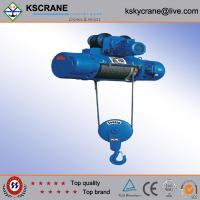 Quality High Quality 3ton Electric Lighting Hoist With Trolley for sale