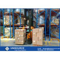 Wholesale Popular Adjustable Industrial Pallet Racks Heavy Duty Warehouse Shelving from china suppliers