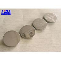 Quality Standard CR2016 LiMnO2 Lithium Button Batteries Coin Cells For Watch for sale