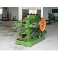 Wholesale Green Color Pneumatic Riveting Machine With Horizontal Layout , 80-130mm Stoke Slider from china suppliers