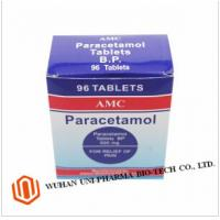Wholesale Paracetamol 500mg Tablets External Use , Fever Medicine Paracetamol Pain Killer Pills from china suppliers