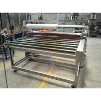 Wholesale 0.75Kw Glass Protective Film Laminating Machine , Film Cover Speed 0.5-7m/s Adjustable from china suppliers