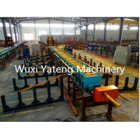 Quality Customized Galvanized Steel Slitting Lines With Hydraulic Decoiler and Straightener for sale