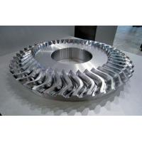 Wholesale Metal Material Impeller Parts With 5 Axis Machining Faster Cutting Speed from china suppliers