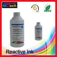 Wholesale Magiccolor brand reactive dye ink for digital textile printingfor Xaar inkjet printers Roland/Mutoh/Mimaki printers from china suppliers