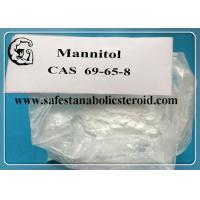 Buy cheap Mannitol Odorless White Free Flowing Granules Sweet Taste CAS 69-65-8 from wholesalers