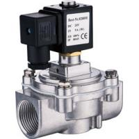 Wholesale Economic Right Angle Solenoid Valve DN20 ~ 25 ASCO Type With Seal Material NBR Standard from china suppliers