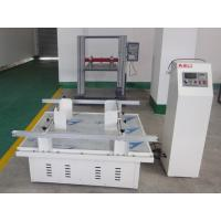 Wholesale Industrial Simulated Transport 0~999H Vibration Test Equipment ASTM IEC  UL  ISTA Standard from china suppliers