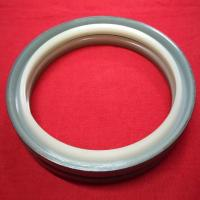 Wholesale Excavator Spare Part Bucket Shaft Oil Seals , DLI Type Hydraulic Wiper Seals from china suppliers