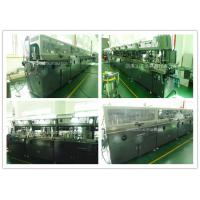 Wholesale Lubricating Oil Bottle Automatic Screen Printing Equipment Multi Colors Printing from china suppliers