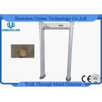 Wholesale 48KG Waterproof Door Frame Metal Detector Gate With Visual Alarms Indicator from china suppliers