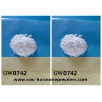 Wholesale 99% Raw SARM Powder GW0742,GW0742 With HIgh Purity from china suppliers