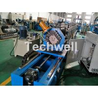 Wholesale Cold Rolling Forming Machine For Making Top Hat Channel / Furring Channel Profiles from china suppliers