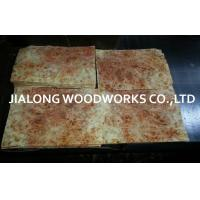 Wholesale European Poplar Walnut Burl Wood Veneer Architectonic Woodwork from china suppliers