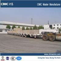 Wholesale multi-axle hydraulic module trailer 200 tons from china suppliers