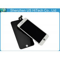 Quality OEM Black Touch Smartphone LCD Screen Assembly For IPhone 6 Plus Replacement for sale