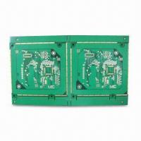Wholesale Multilayer HDI PCB with Finishing Thickness of 1.3±0.13mm from china suppliers