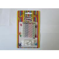 Wholesale Birthday Cake Magic Relighting Candles / Twisted Birthday Candles CE Approved from china suppliers