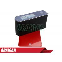 Wholesale WG60 Portable Gloss Meter Projection Angle 60 Degree Measurement Range 0-200gu from china suppliers