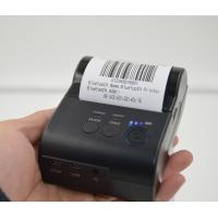 Quality POS5801 58mm Mobile Bluetooth Thermal Receipt Printer with SDK for android,IOS for sale