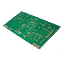 Wholesale OEM 0.35MM Min. Line Space 2 OZ immersion gold FR4 printed circuit board board from china suppliers