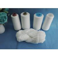 Wholesale 100% Polyester Spun Yarn 52/3 50/3 Virgin Semi - Dull Or Bright Fiber On Hank Polyester Yarn from china suppliers