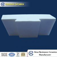 Quality Engineered Wear-Resistant Ceramic Tiles for Equipment Protection for sale