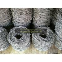 Wholesale Anping factory direct export Barbed Wire, Galvanized Double Twist Barbed Wire from china suppliers