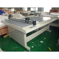 Wholesale Automatic  Shoe Pattern Cutting Machine with special cutting knife and plotting pen from china suppliers