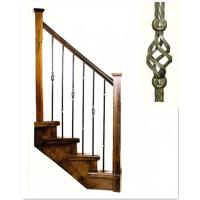 Wholesale Steel railing baluster stair railing pickets from china suppliers