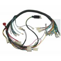 Wholesale 18 AWG Motorcycle Custom Wiring Harness , JST Connector Cable And Harness Assembly from china suppliers