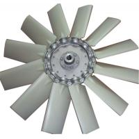Wholesale Screw Air Compressor Parts Blade Air Compressor Cooler Fan Water Fan With Motor from china suppliers