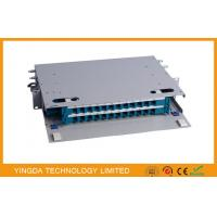 """Wholesale 19"""" Fiber Optic Patch Panel from china suppliers"""