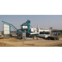 Wholesale Fixed Type Asphalt Batching Plant 2 Stage Duster 50T Hot Aggregate Storage Bin from china suppliers