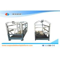 Wholesale Aluminium Alloy Suspended Working Platform / Gondola / Scaffolding ZLP 630 from china suppliers