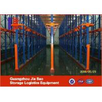 Wholesale Automatic Warehouse Drive In Pallet Storsge System , Boltless Steel Drive In Pallet Racking from china suppliers