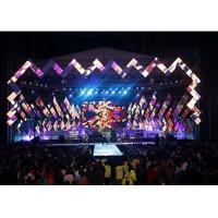 Wholesale Background Video Wall Stage LED Screen Music Concert Touring with afforable price from china suppliers