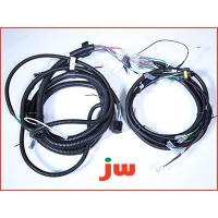 Wholesale AMP Connector Utility Trailer Wiring Kit With 24 Pitch Flat , PVC and Copper Material from china suppliers