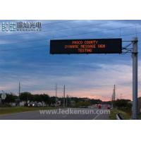 Wholesale 1 / 8scan Waterproof LED Display  P5 With 160°Vision Angle 1200W/sq.m from china suppliers