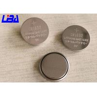 Wholesale Electric Toys 120mAh CR1632 Button Battery 16MM*3.2MM High Drain Silver Color from china suppliers