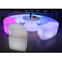 Wholesale KTV Party Night Club LED Bar Furniture Rechargeable / LED Bar Table Counter from china suppliers