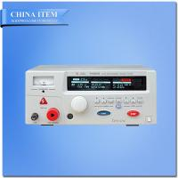 Wholesale 500VA 100mA AC Withstanding Voltage / Insulation Resistance Tester from china suppliers