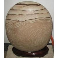 Wholesale Decoration Sandstone Ball from china suppliers