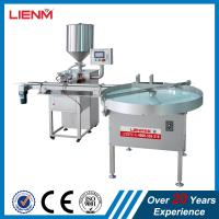 Wholesale LIENM Factory Automatic Hair Cream Hair Conditioner Skin Cream Filling Machine Filler from china suppliers