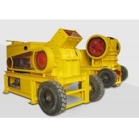 Wholesale Ceramic Composite Plate Diesel Engine Crusher 1-3 Tons Per Hour PEC1525 from china suppliers