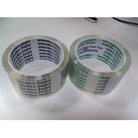 Wholesale Heat Resistant BOPP Packaging Tape Transparent Arylic For Carton Sealing from china suppliers